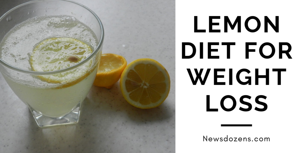 Lemon Diet For Weight Loss