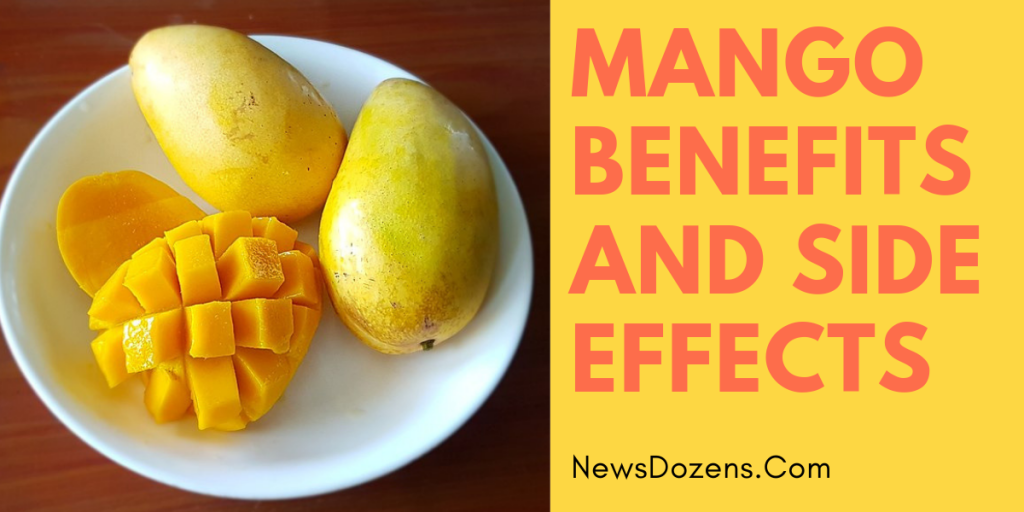 Mango Benefits And Side Effects in health