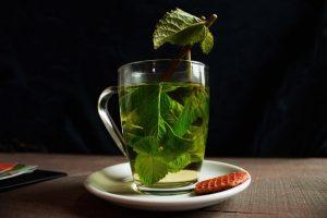 Green tea to avoid hair fall