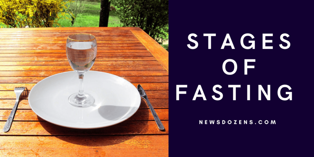 Stages of fasting and their Benefits